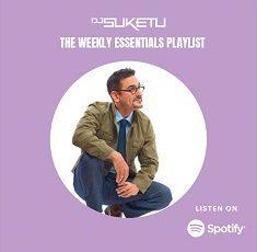 DJ Suketu on Spotify